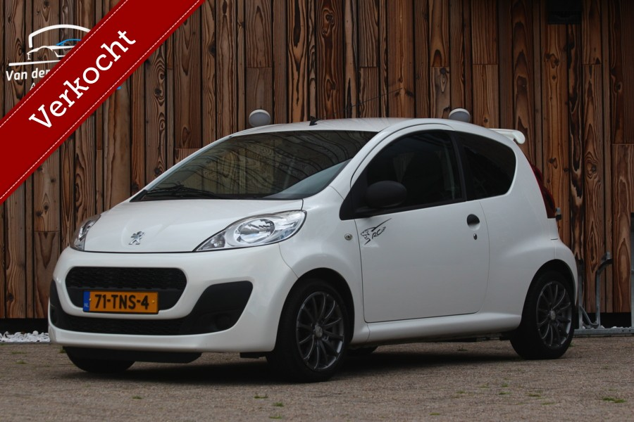 Peugeot 107 1.0 Access Accent R-Cup Airco