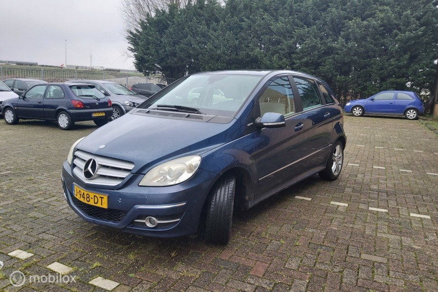 B-klasse 170 BlueEFFICIENCY B Class Dealer Onderhoud NAP