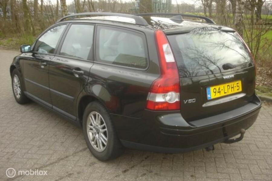 Volvo V50 - 1.6D Airco Distributie defect.