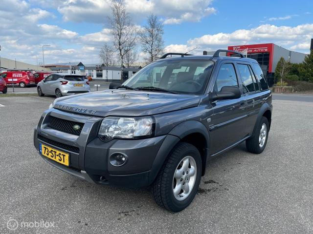 Land Rover Freelander Station Wagon 2.0 Td4 S