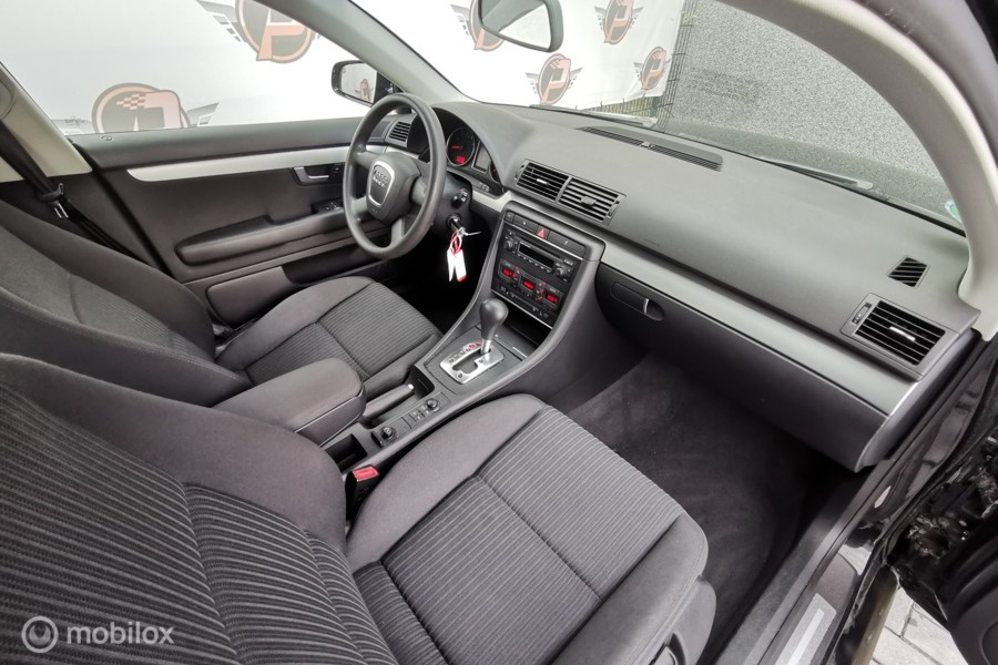 Audi A4 2.0 Pro Line AUTOMAAT,AIRCO,CRUISE!!