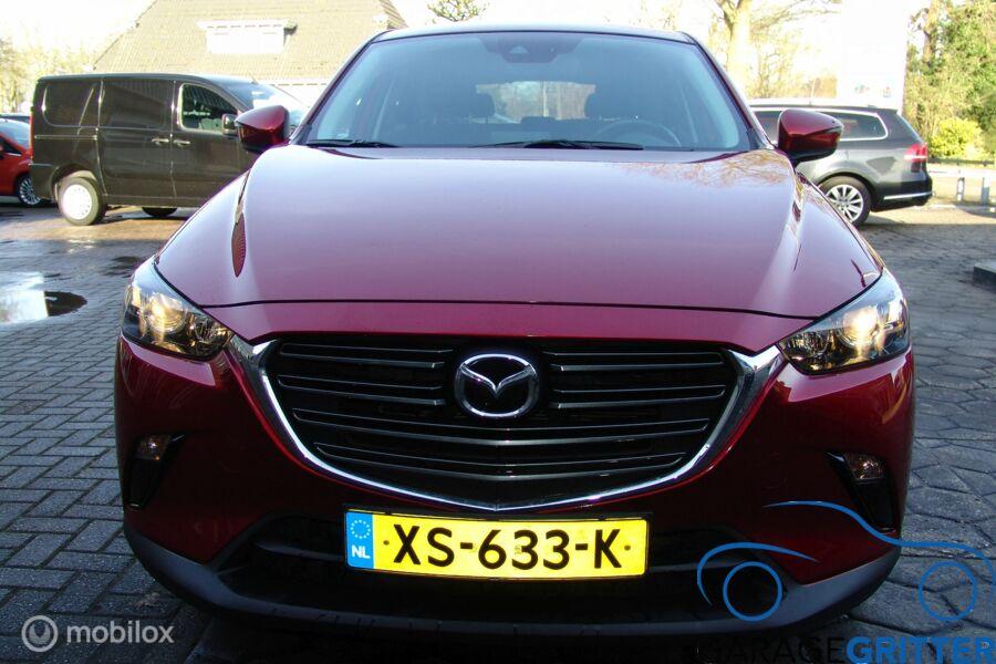 Mazda CX-3 2.0 SkyActiv-G 120 Sport Selected
