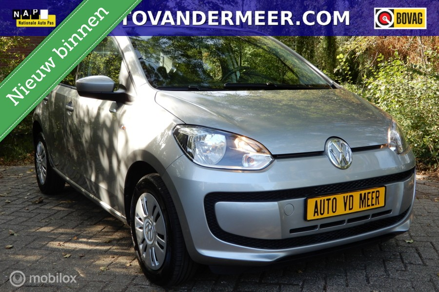 Volkswagen Up! 1.0 BMT take up!