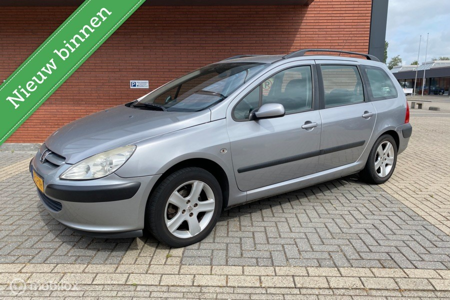 Peugeot 307 Break 2.0-16V XS Clima / APK 06-2021 !!!