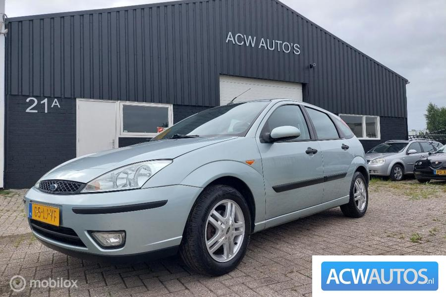 Ford Focus 1.6-16V Collection MOOI