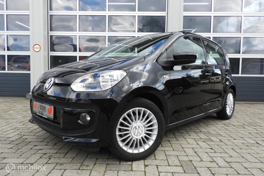 Volkswagen Up! 1.0 high up! 75 PK 5 drs pano