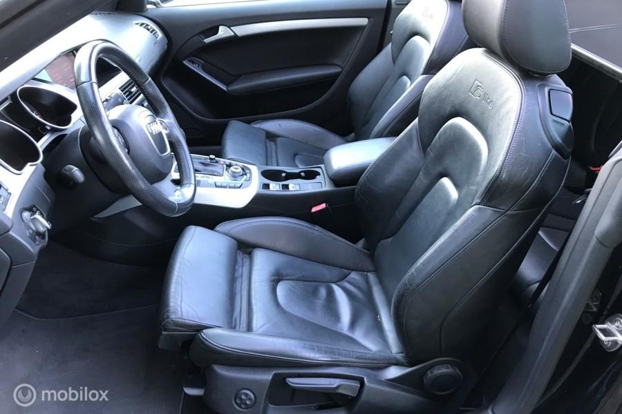 Audi A5 Cabriolet 2.0 TFSI S-Line