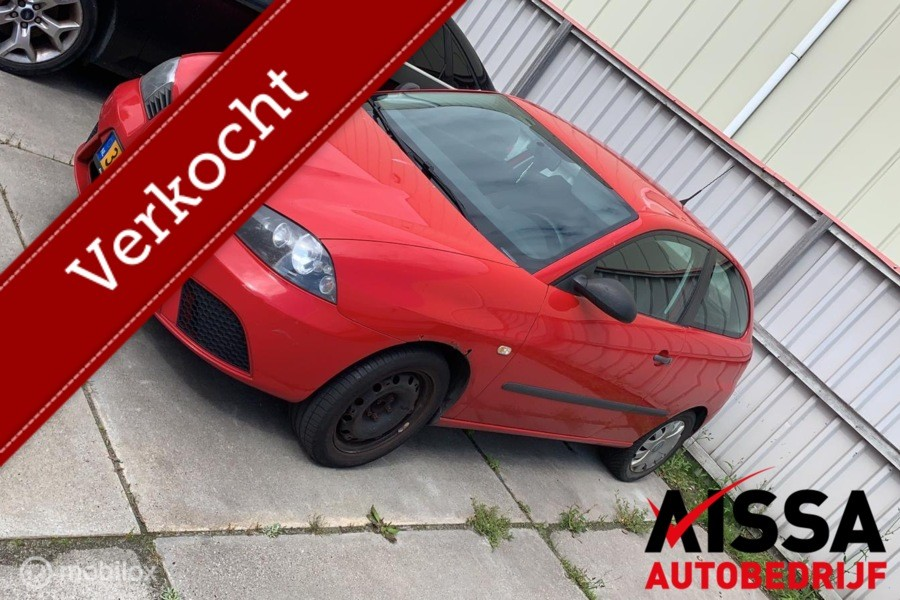 Seat Ibiza 1.2-12V Reference Inruilkoopje APK tot 07-05-2021