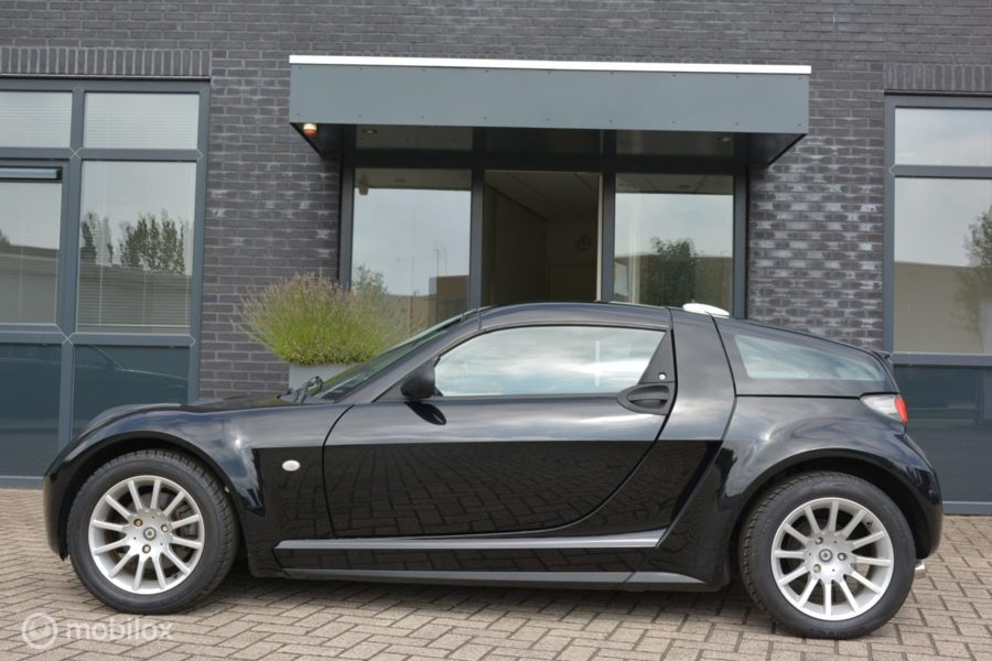 Smart Roadster - Coupe Automaat/ Airco/ Leder