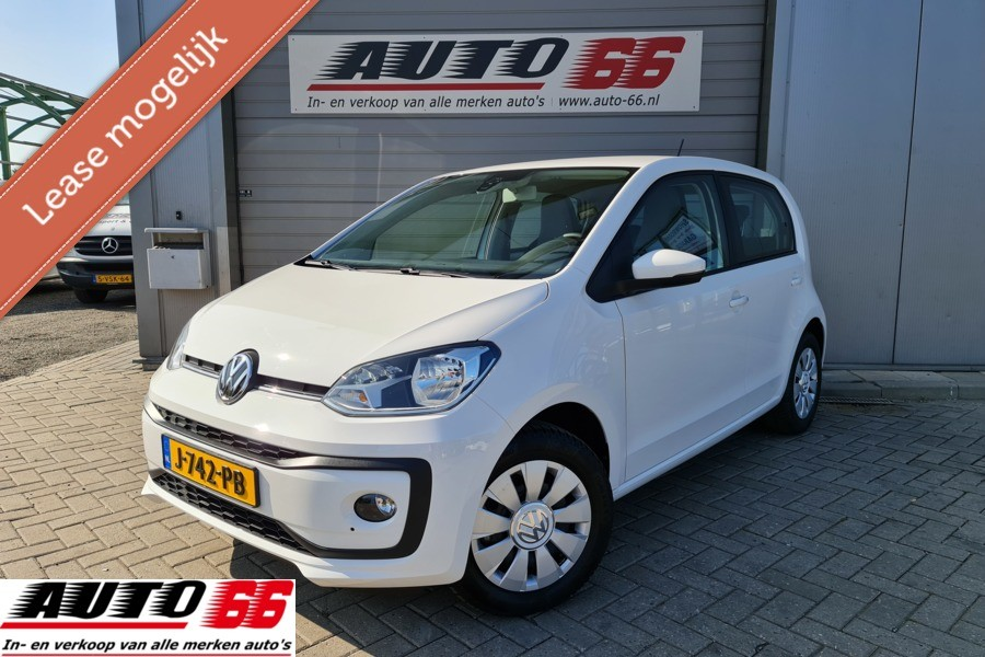 Volkswagen Up! 1.0 BMT high up! Vol uitvoering