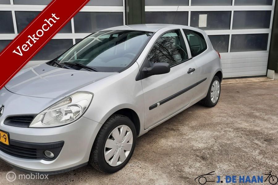 Renault Clio 1.2-16V Expression APK 29-5-2022