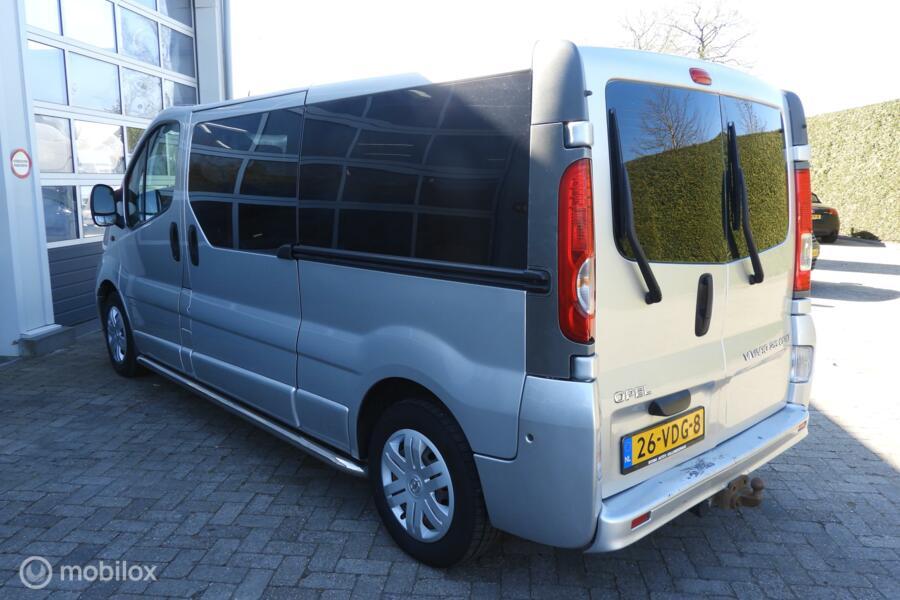 Opel Vivaro bestel 2.5 CDTI L2H1 DC