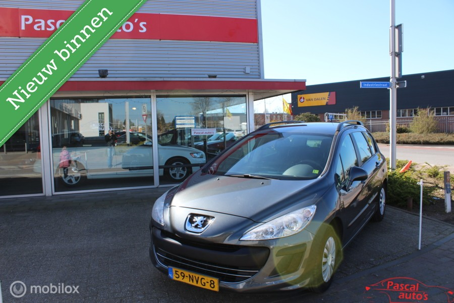 Peugeot 308 SW 1.6 HDI Access recent oh gehad rijdt perfect?>