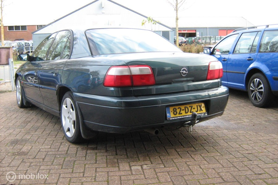Opel Omega 2.2i-16V Automaat Garantie, alle inruil mogelijk