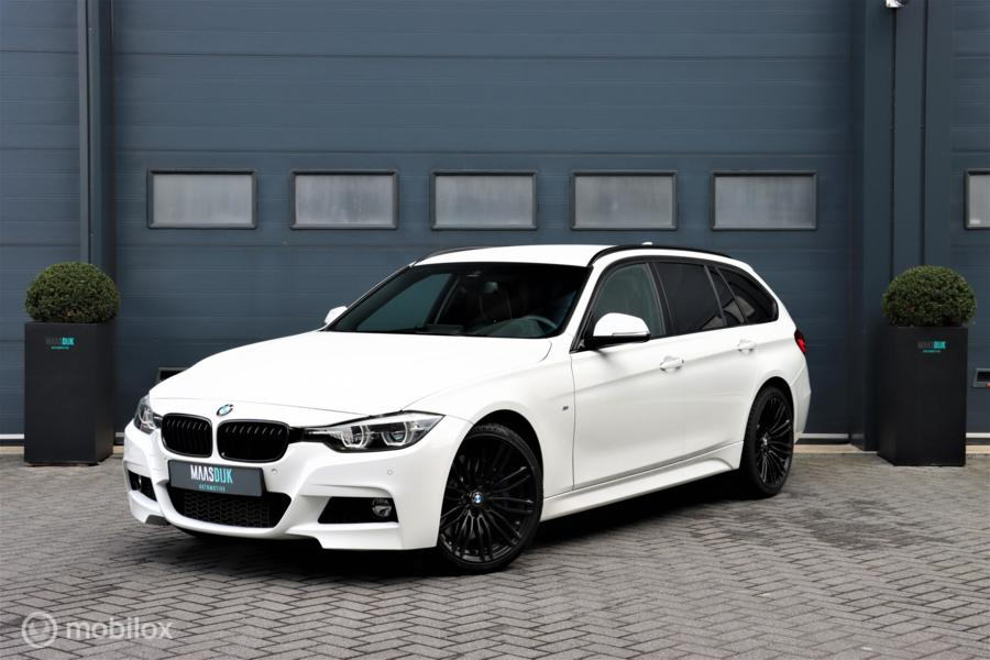 BMW 3-serie Touring 340i xDrive|M-sport|HUD|Dealer
