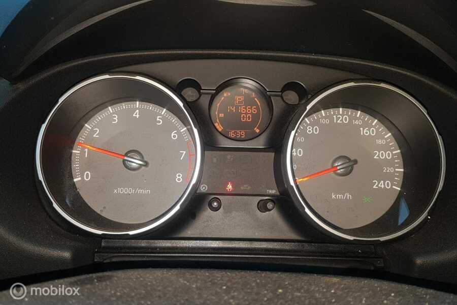 Nissan Qashqai 2.0i 141pk  Tekna, I-Way