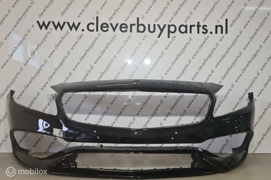 Voorbumperorigineel A-kls W176 Facelift AMG PDC Krasvrij