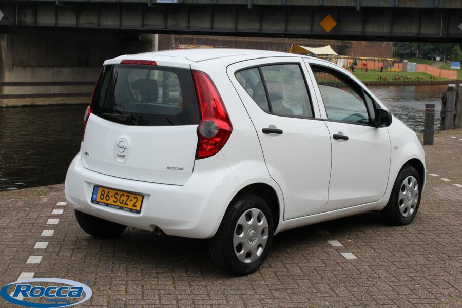 Opel Agila 1.0 Selection EcoFlex 74.800 km