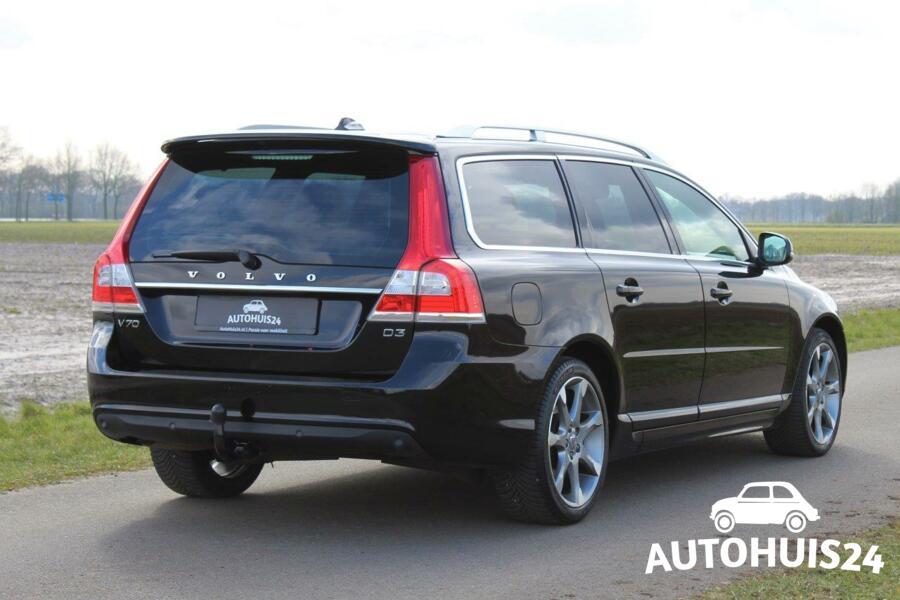 Volvo V70 2.0 D3 Inscription Edition (bj2015) #Verkocht