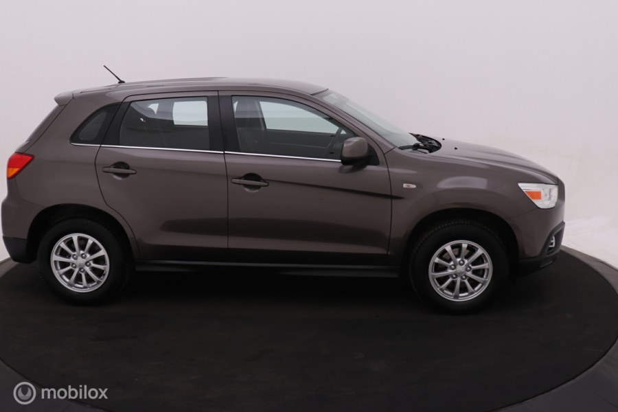 Mitsubishi ASX 1.6 Intro Edition ClearTec