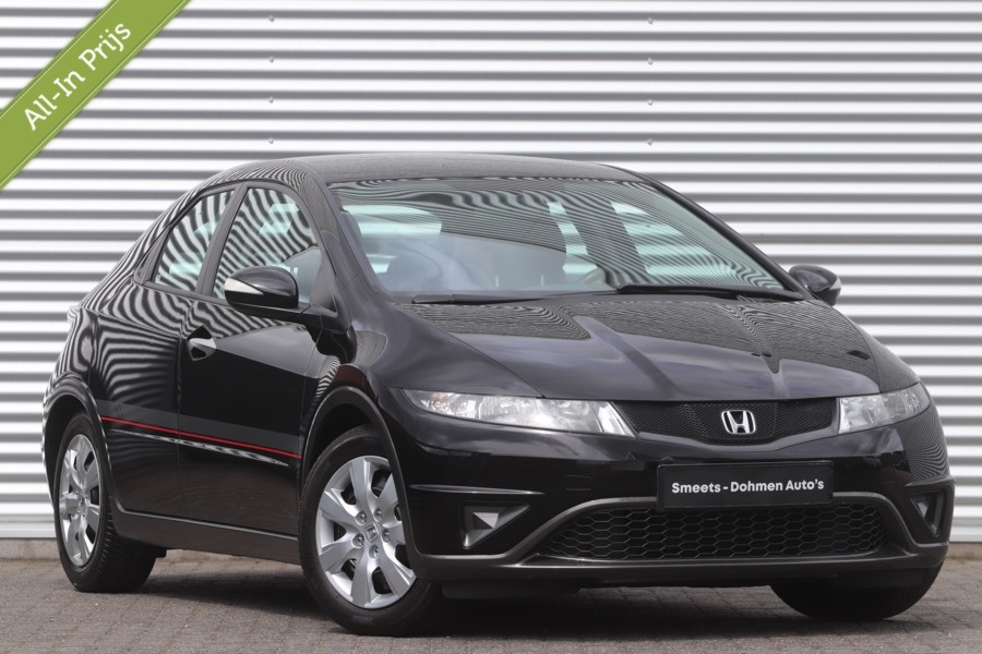 Honda Civic 1.4 Comfort 1e Eig. | Climate | ALL IN Prijs!?>