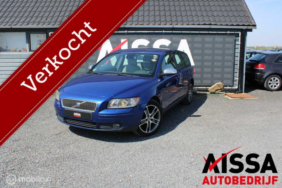 Volvo V50 1.6D Edition I Sport APK tot 22-05-2021