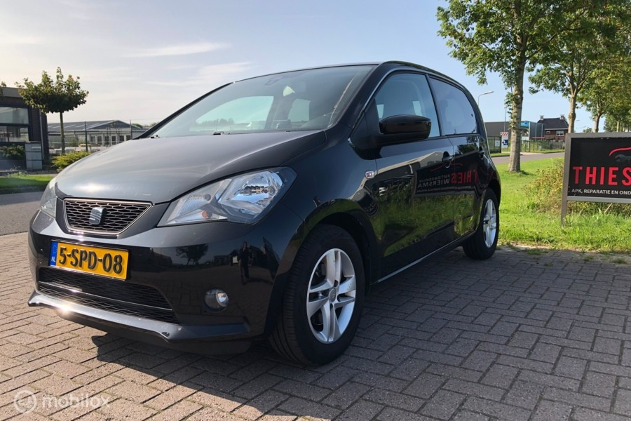 Seat Mii 1.0 Chill Out 5Drs Airco Navigatie
