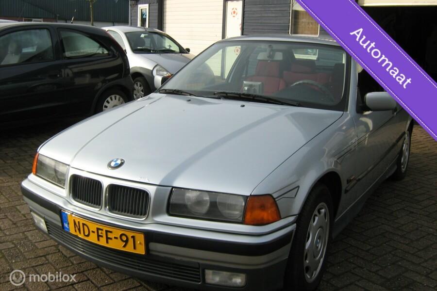 BMW 3-serie Compact 318ti AUTOMAAT 1ste Eig en BMW 523
