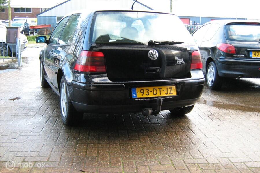 Volkswagen Golf 2.0 LPG G3 Trekh Nw APK Alle inruil mogelijk