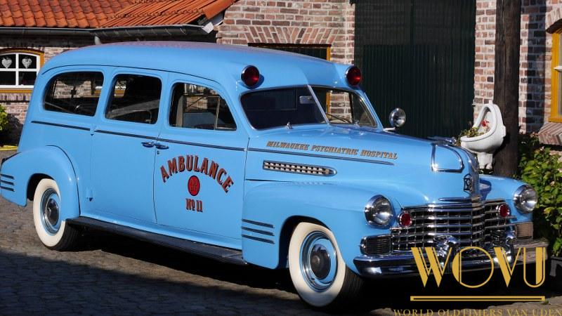 Cadillac   Ambulance 1942