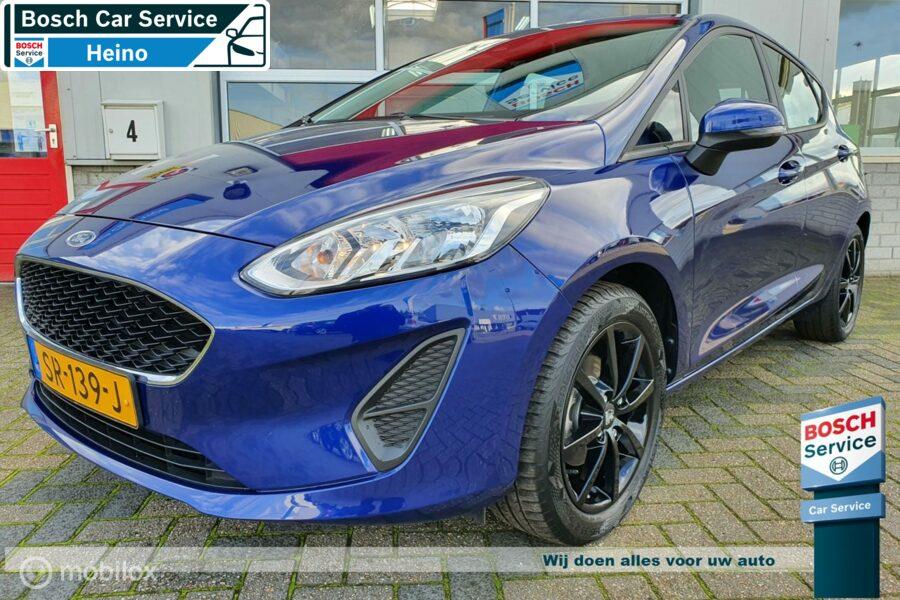 Ford Fiesta 1.1 Trend   Navi   PDC   Rijstr. assist   Cruise  