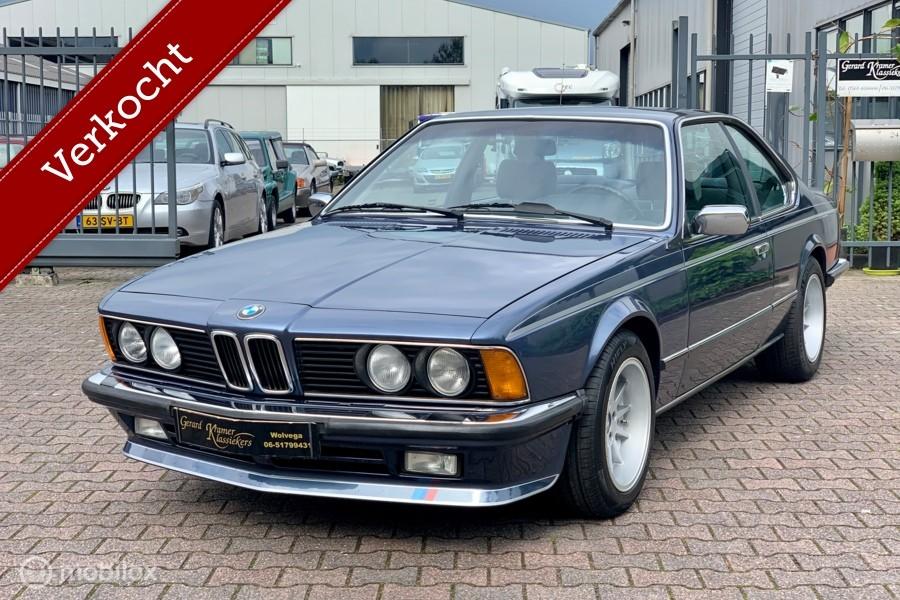 BMW 6-serie 635 CSi