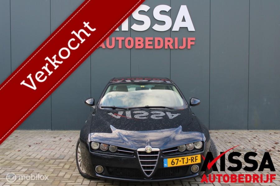 Alfa Romeo 159 2.2 JTS Distinctive CRUISE,AIRCO NIEUWE APK!!