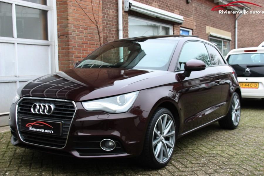 Audi A1 1.4 TFSI Ambition ProLine Business Navi Pano keyles
