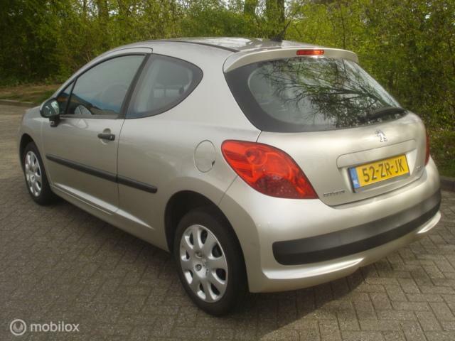 Peugeot 207 1.4 XR 54 KW  Euro 4  APK 7-2022