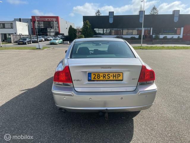 Volvo S60 2.0T Summum Automaat Alle opties