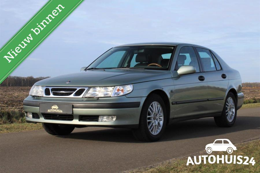 Saab 9-5 3.0t V6 200pk Griffin Automaat (bj2000)