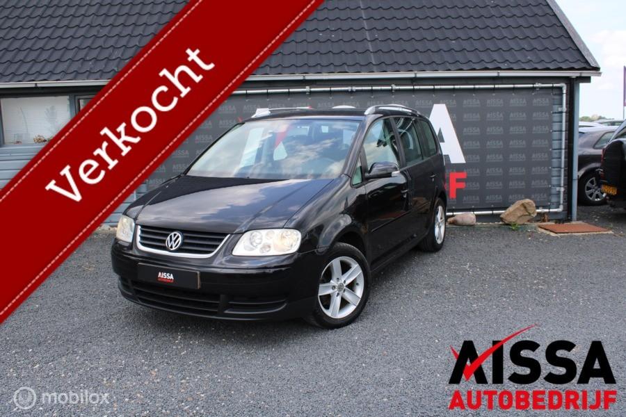 Volkswagen Touran 1.6-16V FSI Athene