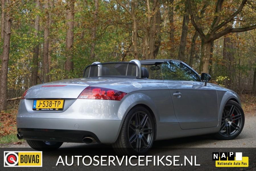 Audi TT Roadster 2.0 TFSI | S-LINE | XENON | LEER | NAVI |