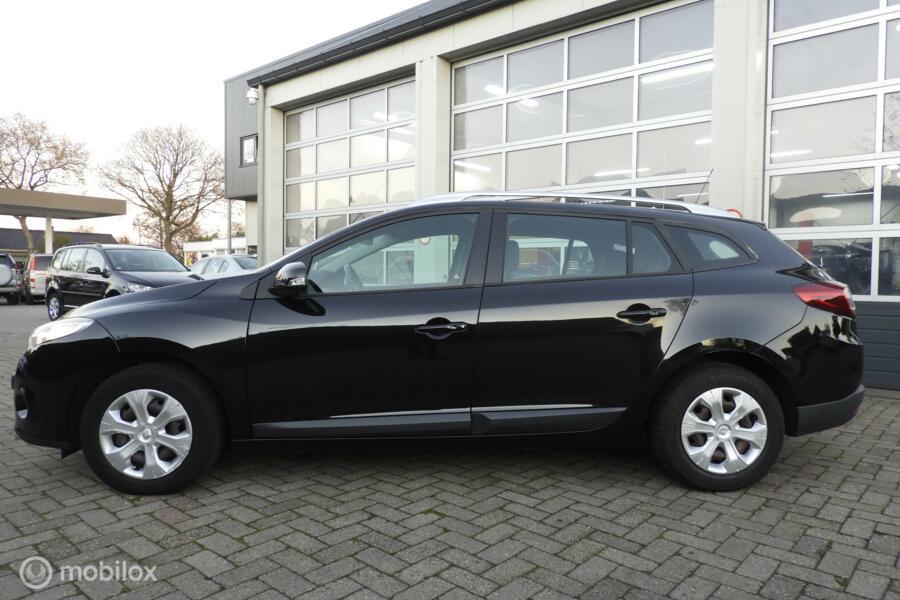 Renault Megane Estate  Navigatie 1.5 dCi Dynamique