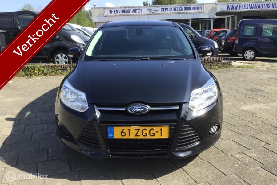 Ford Focus Wagon - 1.6 TDCI ECOnetic Lease Trend