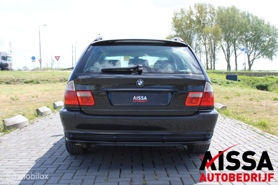 BMW 3-serie Touring 320d Executive APK 28-11-2020