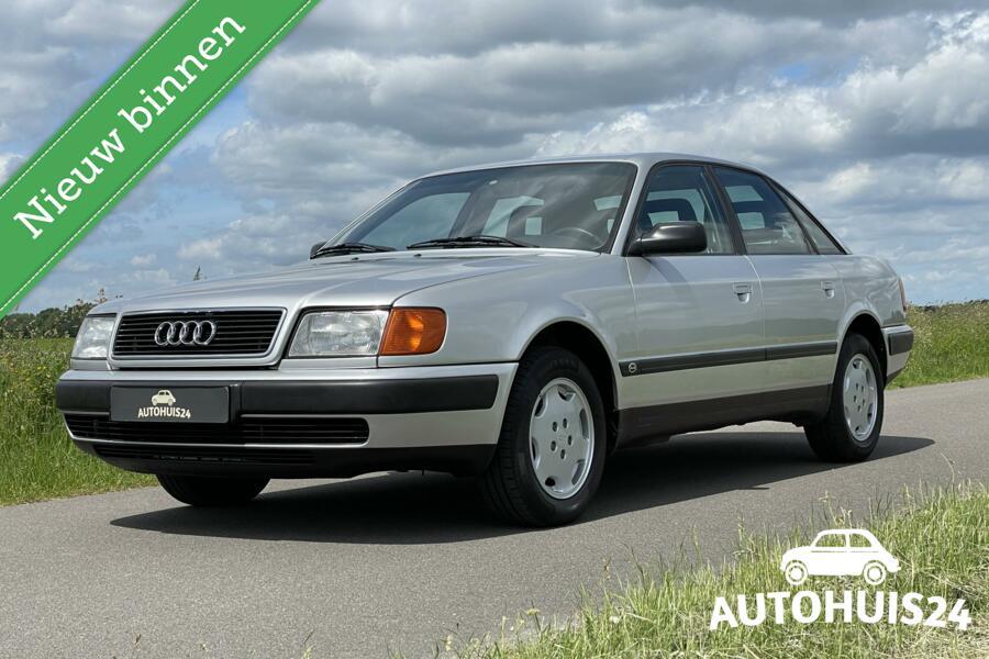 Audi 100 2.3E (bj1991) #NL-GELEVERD #AIRCO!