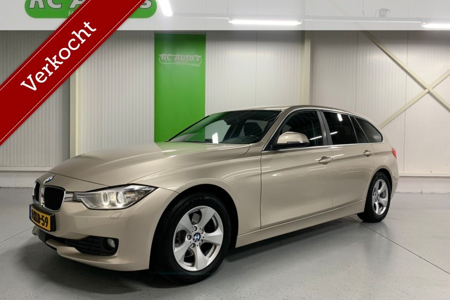 BMW 3-serie Touring 320d Edition High Executive ADAPT.CRUISE-TREKHAAK-LEER