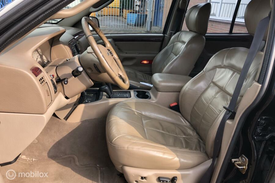 Jeep Grand Cherokee 4.7i V8 Limited