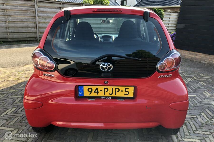 Toyota Aygo 1.0-12V Access   5 drs   Zeer goed onderhouden!