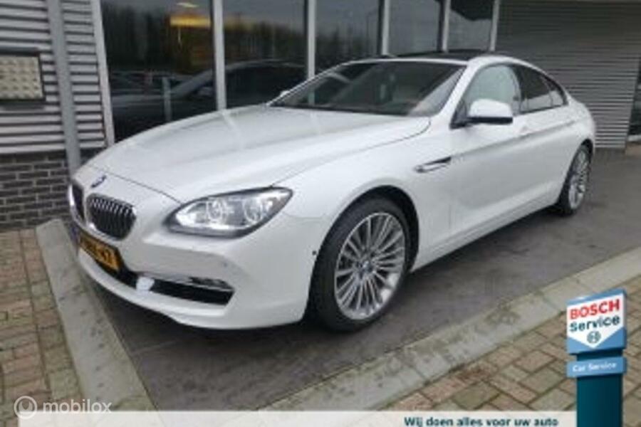 BMW 6-serie 640D 3.0 GRAN COUPE HIGH EX.AUT8