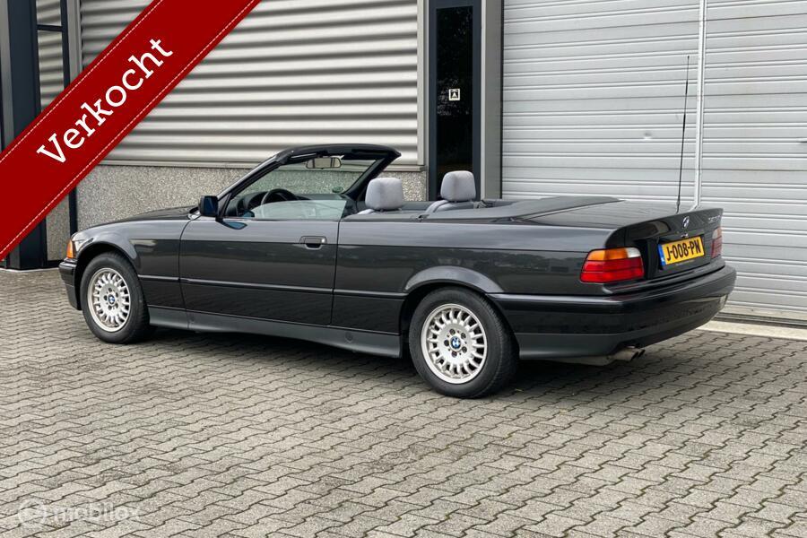 BMW 3-serie 325i E36 Cabriolet Origineel Handgeschakeld