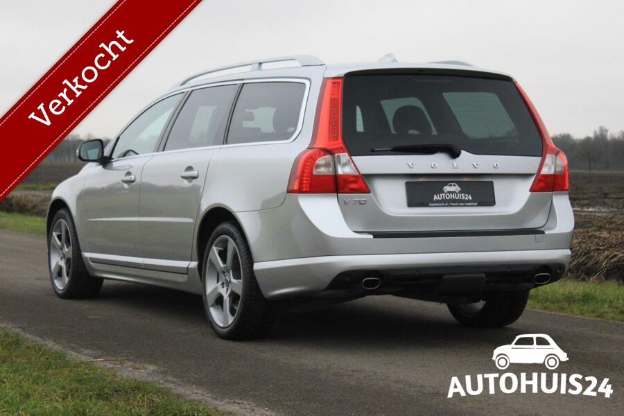 Volvo V70 3.0 T6 285pk AWD Summum #Verkocht!