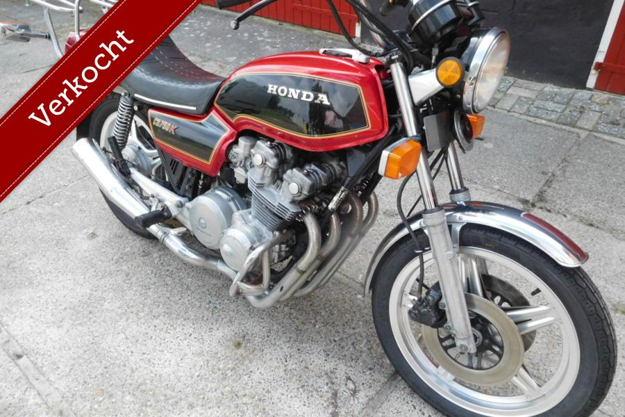 Honda CB 750 K/KZ schuurvondst